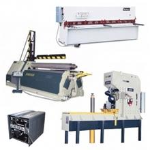 Комплект оборудования для промышленного производства емкостей, цистерн, баков и т.д.